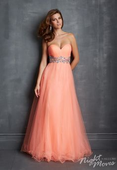 Nightmoves 7052 prom dress