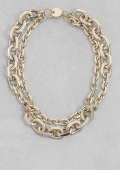 Chunky Chain Necklace | Chunky Chain Necklace | & Other Stories