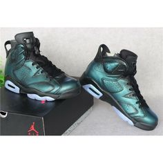 the latest 13297 faaad Air Jordan 6 Retro Chameleon. jamal Thomas · sneakers