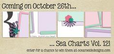 Sea Charts Vol. 12 Sneak & Giveaway