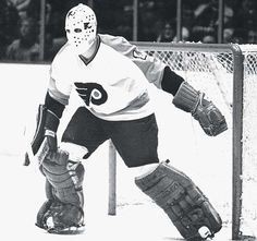 Bernie Parent, Philadelphia Flyers... Dear hockey gods please send us another!