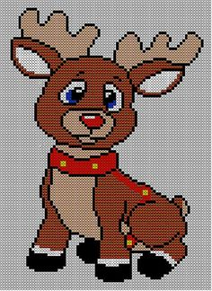 Christmas Baby Rudolph Reindeer Jumper / Sweater Knitting Pattern pattern by Blo. - Christmas Baby Rudolph Reindeer Jumper / Sweater Knitting Pattern pattern by Blonde Moments – Festive Baby - Baby Knitting Patterns, Ravelry Free Knitting Patterns, Baby Patterns, Christmas Baby, Christmas Knitting, Crochet Christmas, Plastic Canvas Patterns, Blonde Moments, Embroidery Stitches