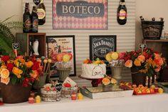 Bella Fiore Decoração de Eventos: Inspiração para Chá Bar