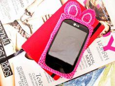Bunnie Case para Iphone 4 e 4S e Samsung Galaxy S4   Maparim