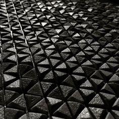 Triangle, Colours, Texture, Interior Design, Noto, Instagram Posts, Mosaics, Bella, Stones
