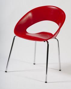 Conocé los productos de Unimate: silla One. Silla One en polipropileno y estructura cromada.   Varios colores. www.unimate.com.ar