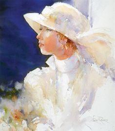 How to Paint a Portrait: 38 Portrait Painting Techniques