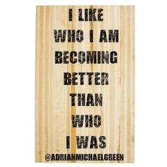 be the best version of you #adrianmichael #quotes