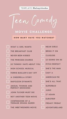 Must Watch Netflix Movies, Comedy Movies On Netflix, Movies To Watch Teenagers, Netflix Shows To Watch, Good Movies On Netflix, Movie To Watch List, Netflix List, List Of Teen Movies, Funny Movies List