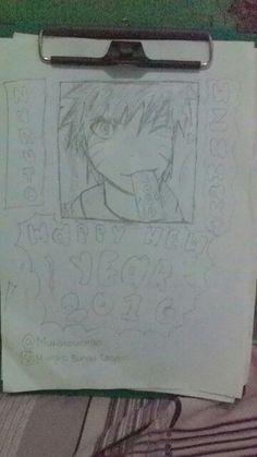 Naruto dibujos