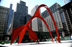 alexander calder chicago sears tower - Google Search