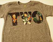 Toy Story Shirt Buzz Lightyear Toy Story Birthday tee Organic Blend. $24.00, via Etsy.