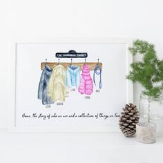 You are in the right place about DIY Mothers Day Here we offer you the most beautiful pictures about the ea Diy Mothers Day Gifts, Mothers Day Presents, Mother Day Gifts, Personalised Family Print, Family Tree Print, Presents For Grandma, Craft Stalls, Free Motion Embroidery, Mother's Day Diy