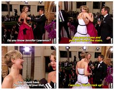 JLaw is secret Directioner that really wants to push her down the stairs cause of harry❤️