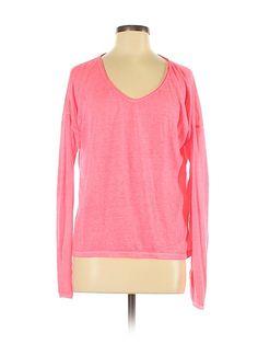 Gap Fit Long Sleeve T Shirt Size: Medium Tops - used. Broken Zipper, Gap Women, Top Sales, Pink Tops, Tunic Tops, Clothes For Women, Long Sleeve, Sleeves, T Shirt