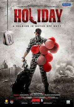 'Holiday: A Soldier Is Never Off Duty' Teaser poster starring Akshay Kumar Best Bollywood Movies, Bollywood News, Bollywood Actors, Holiday 2014, Holiday Movie, Movies 2014, New Movies, Movies Free, Upcoming Movies