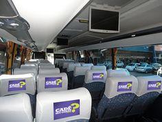 Adesivagem em ônibus