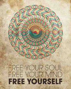 Free your mind..