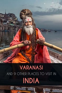Thousands of visitors throng India every year in search of a spiritual connection, and the first destination for most pilgrims is the holy city of Varanasi. Situated on the banks of the River Ganges, Varanasi is regarded as the religious capital of India. Widely popular with tourists, Varanasi is the holiest of the seven sacred cities in Hinduism and Jainism. And that is just one of many highlights in this huge country. Learn about all the other ones in the travel guide to India. India Travel Guide, Asia Travel, Agra Fort, Jain Temple, Hampi, Jaisalmer, Spiritual Connection, Pilgrims, Varanasi