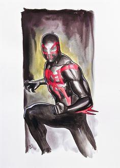Spider-Man 2099 by Adi Granov