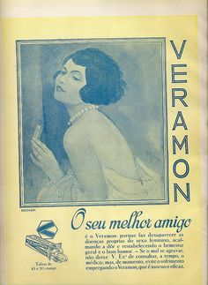 Ilustração, No. 109, July 1 1930 - 2 by Gatochy, via Flickr | #vintage #adv RPin por www.farmaciadisalud.com
