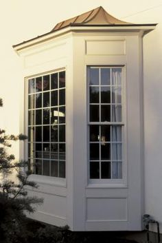 Curtain rods for bay windows tend to be pricey. These rods are bent to conform to the shape of a bay window, rather than the straight style used over typical windowed areas. Creating your own curtain ...