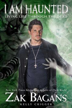 I am Haunted: Living Life Through the Dead: Zak Bagans, Kelly Crigger: 9781628600612: Amazon.com: Books