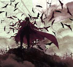 Hellsing - Alucard