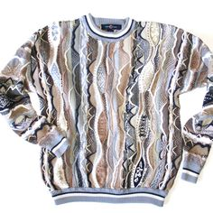 Cosby Sweater Day is January Cool Sweaters, Vintage Sweaters, Ugly Sweater, Men Sweater, Sweater Making, Knit Shirt, Character Outfits, Ankara Styles, January 20