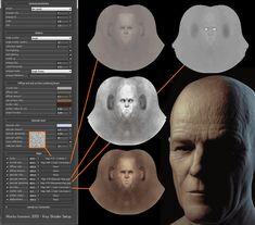 Breaking Bad - Bryan Cranston Portrait - 3DTotal Forums