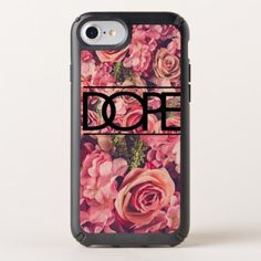 dope rose pattern iphone case - pattern sample design template diy cyo customize