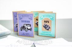 """Vatertagskarten mit dem Stempelset """"Für ganze Kerle"""" von Stampin'Up!"""