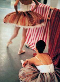 ballet stripes