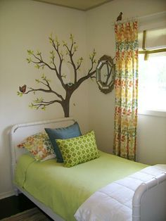 trees in kids rooms