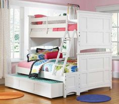 ideas para habitaciones con literas