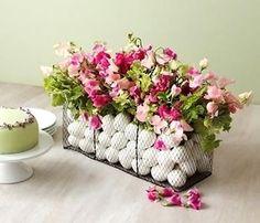 Dicas de cardápio e decoração de mesa para a Páscoa.  www.amaecoruja.com