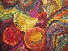 hooked rug - Google Search