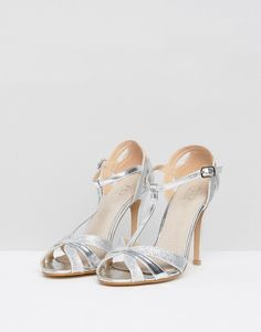 196f5d3ecfe3f Discover Fashion Online Silver Heels