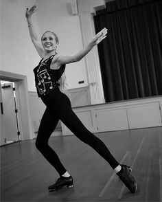 Tap dance-my greatest dance strength