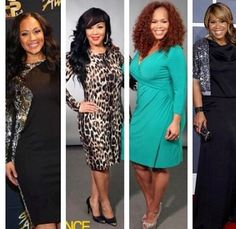 Mary Mary's Erica & Tina Campbell  Work!!! Erica Campbell, Best Wigs, Animal Print Fashion, Full Figured Women, Godly Woman, African American Women, Dress Me Up, Well Dressed, Lace Wigs