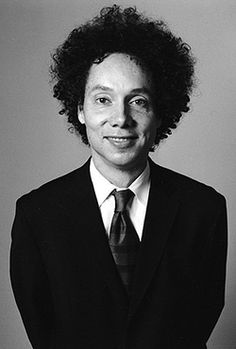 MalcolmGladwell- For all the books which you had written a royal salute