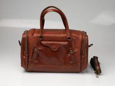 mayenne nelen leather weekend bag louis bag www.mayenne-nelen.com