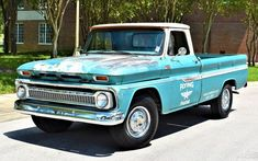 When reader Aaron M posted this Impala in the BF Classifieds, I wasn't too sure about whether it fit. 1966 Chevy Truck, Vintage Chevy Trucks, Chevy Trucks Older, Chevy Pickup Trucks, Chevrolet Trucks, Gmc Trucks, Chevrolet Impala, Chevrolet Apache, Chevrolet Silverado