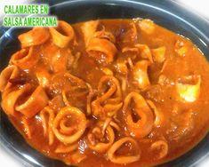 Cocina – Recetas y Consejos Seafood Recipes, Mexican Food Recipes, Healthy Recipes, Ethnic Recipes, Food N, Food And Drink, Sea Food, Tapas, Spanish Dishes