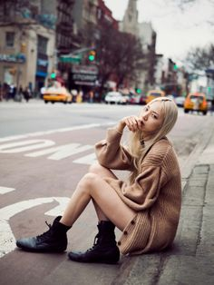 Soo Joo Park, the Korean model who doesnt want to be typecast as an Asian model.