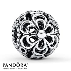 Pandora Daisies Charm Sterling Silver   Who said you need only one?