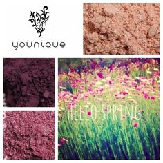 LOVE these Younique eye shadow pigments!!  Www.youniqueproducts.com/ginabladen