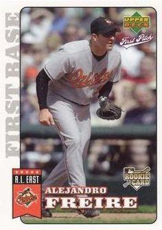 Alejandro Freire Baltimore Orioles, World Baseball, Baseball Cards, My Love, Sports, Sharks, Souvenirs, Hs Sports, Sport
