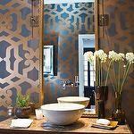 Lovely bathroom design