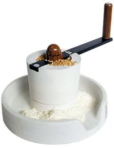 Samap MANUAL | 石臼製粉機 | ホンビック株式会社